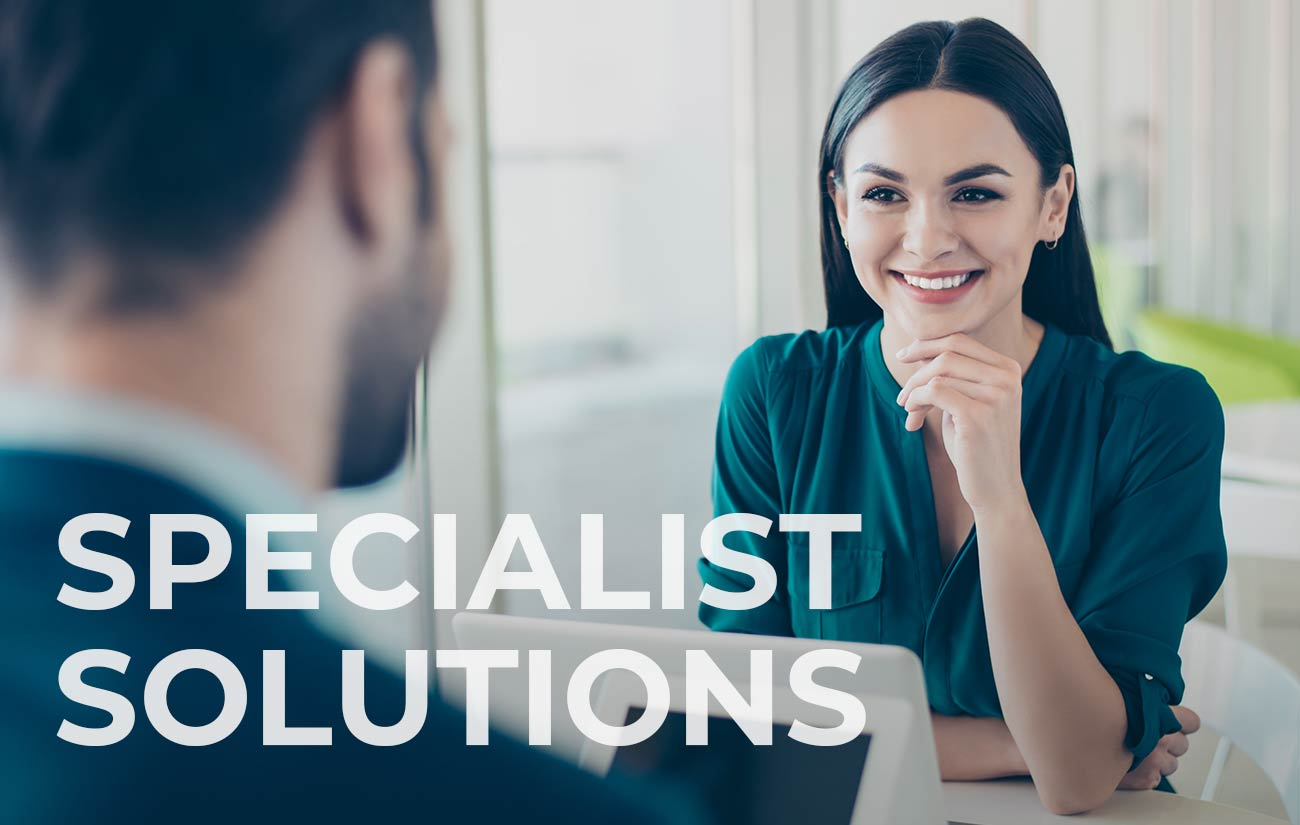 specialist solutions