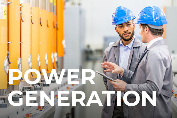 power generation sector